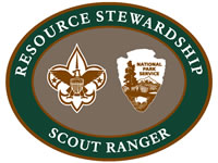 Boy Scout Ranger patch