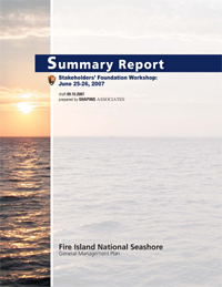 2007 Stakeholders Report cover.