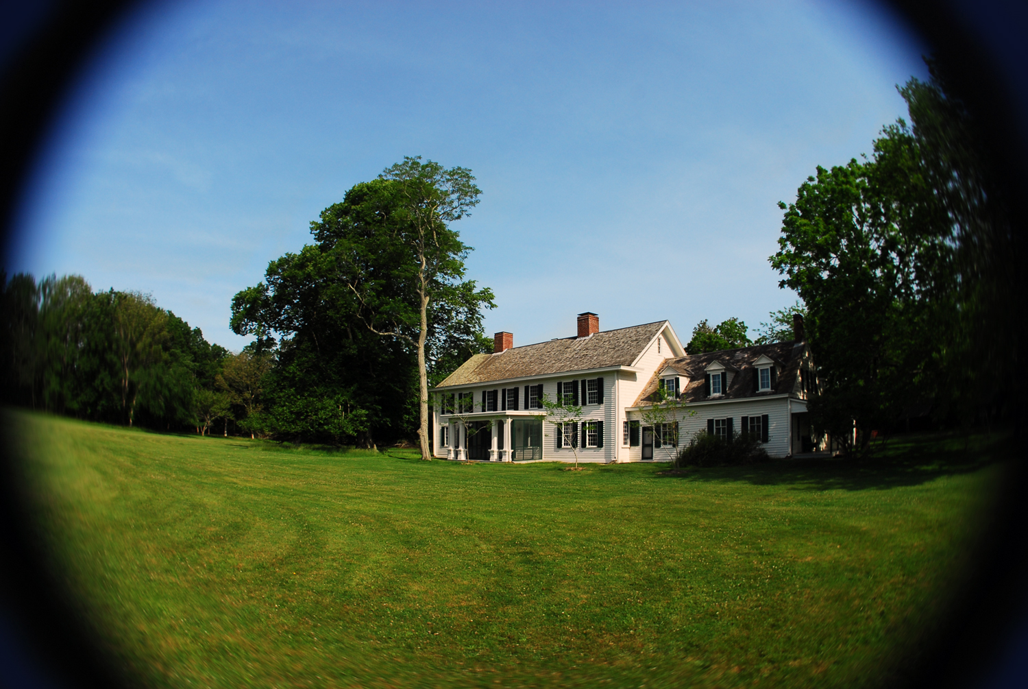William Floyd Estate through the lens of artist Xiomaro