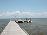 Barrett Beach Dock