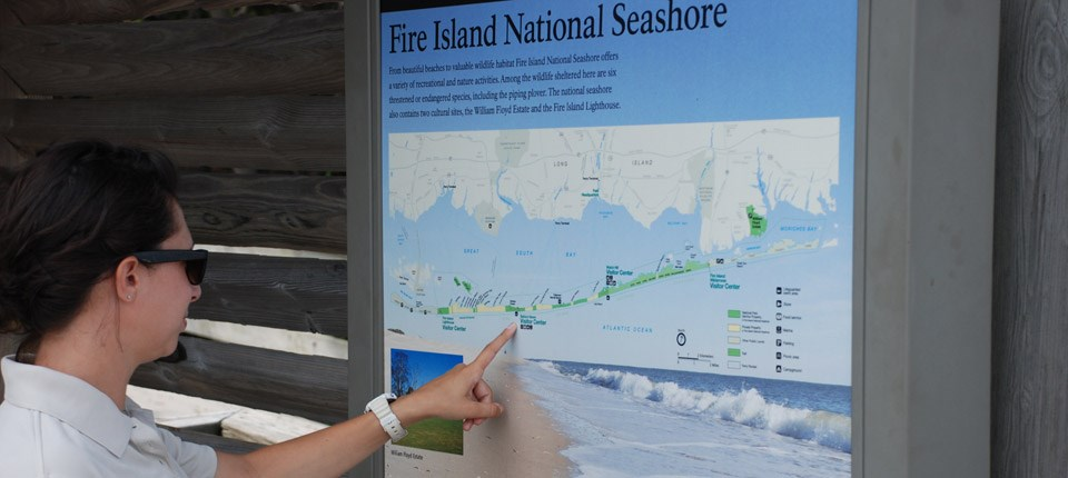 Directions - Fire Island National Seashore (U S  National Park Service)