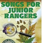 Songs for Junior Rangers CD cover