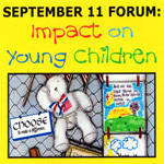 September 11 Forum:  Impact on Young Childern