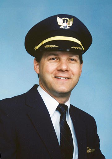 Captain Jason M. Dahl