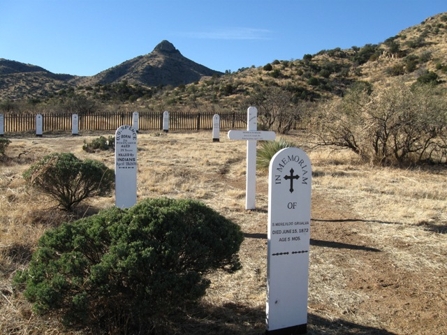 Fort Bowie Cemetery