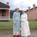 Ladies in Living History