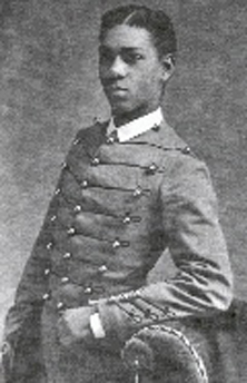 West Point Cadet Henry O. Flipper