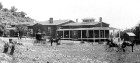 Post Hospital late 1880s, Ft Davis (best)