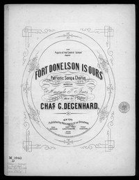 Fort Donelson is Ours!