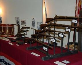 Civil War Muskets