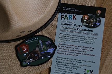 Kentucky National Parks Pentathlon