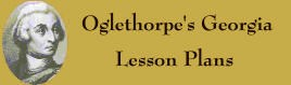 oglethorpe's georgia lesson