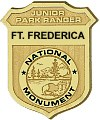 junior ranger badge