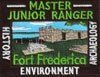 Master Junior Ranger Patch
