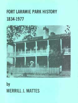 Cover of park history document