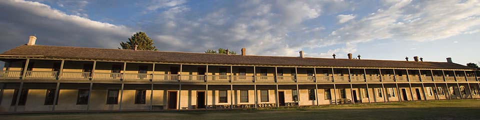 1874 Cavalry Barracks