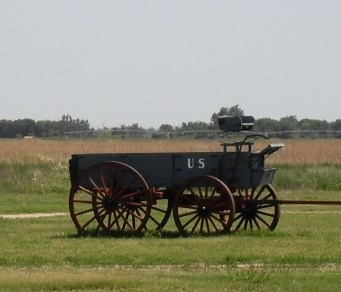 U.S. Army Mail Wagon