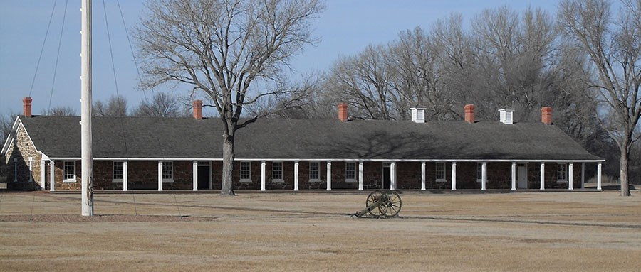 10th Cavalry at Fort Larned - Fort Larned National Historic