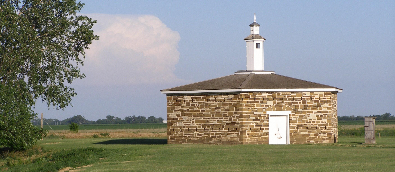 Blockhouse Fort Larned National Historic Site U S
