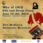 Fife and Drum Camp June 2013