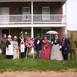 Memorial Day at Fort McHenry
