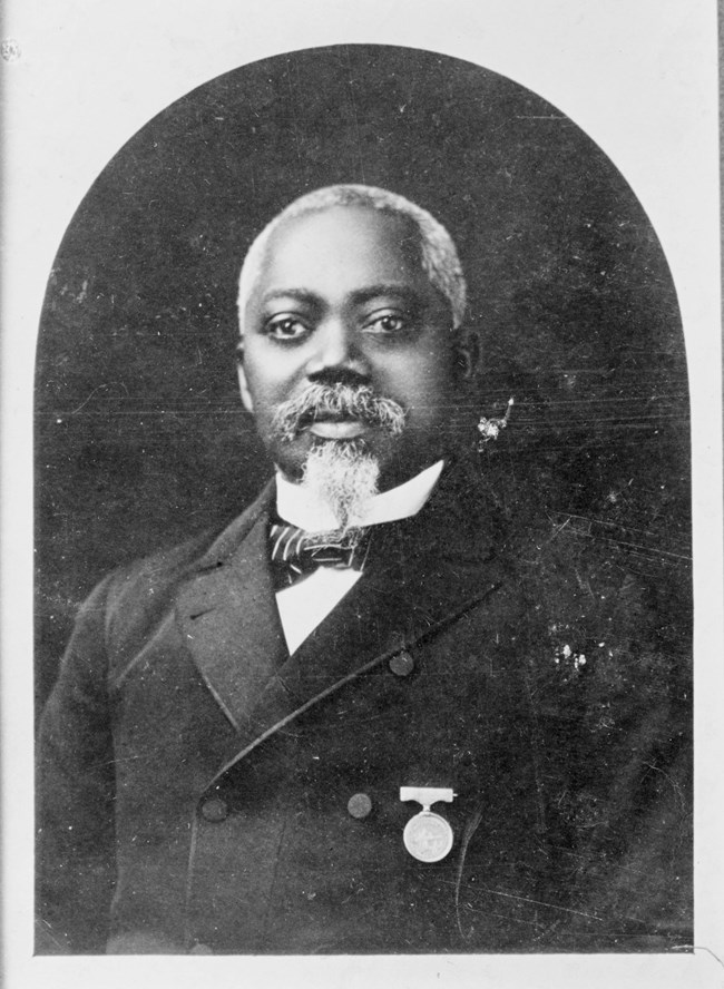 Portrait of William Carney
