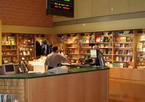 Bookstore at Fort Necessity Interpretive and Education Center