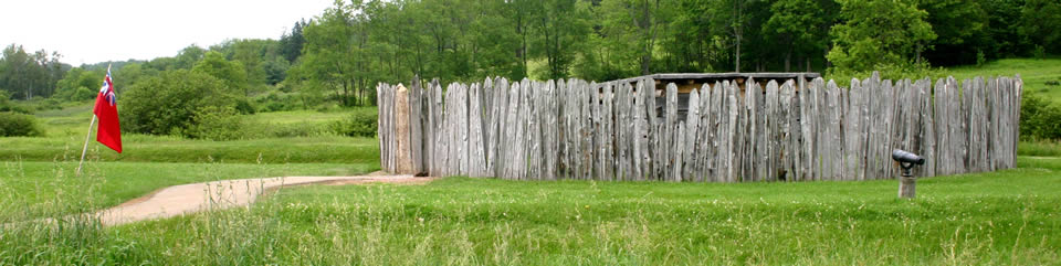 Fort Necessity (NPS photo by Debbie Martinez)