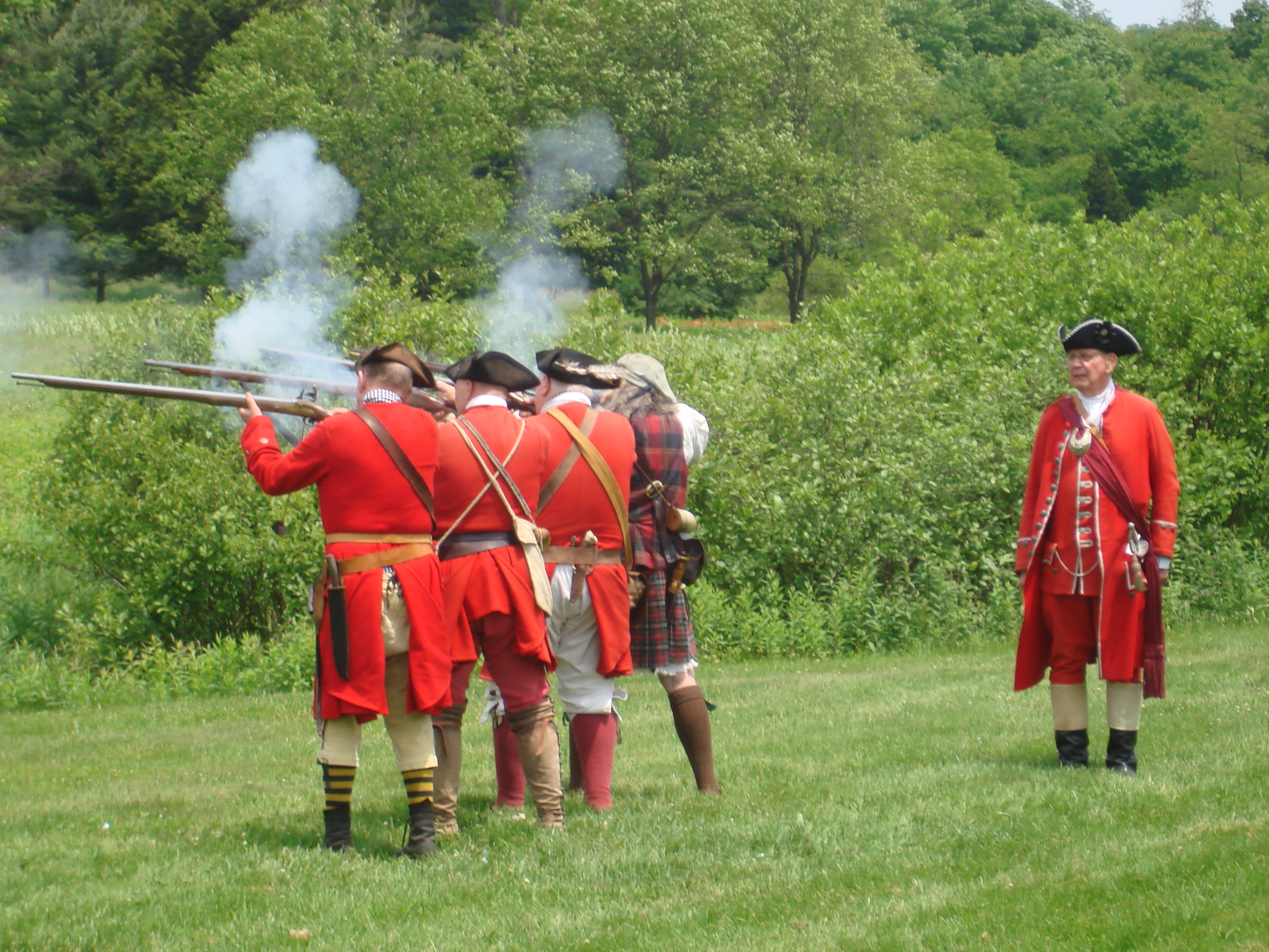 Historic Weapons Program - Fort Necessity National