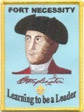 Fort Necessity Learning to be a Leader patch