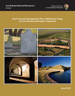 Final General Management Plan Cover