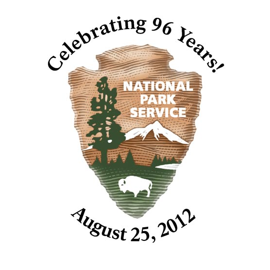The National Park Service turns 96 on August 25, 2012.