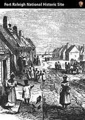 Freedmen's Colony on Roanoke Island