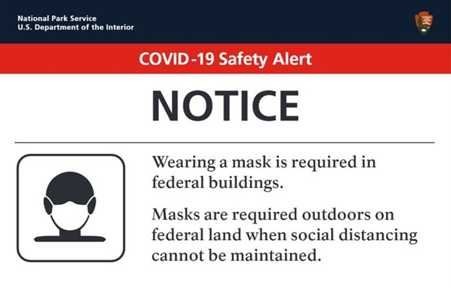 mask requirement sign