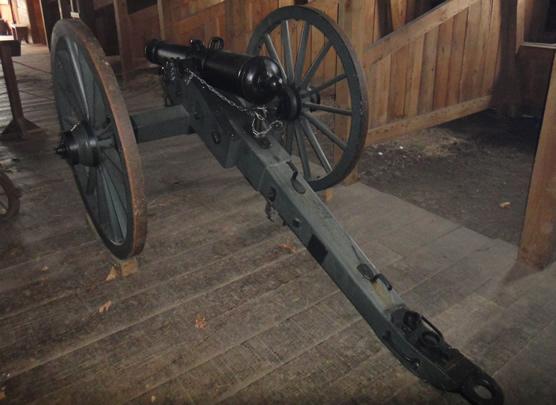 Siege artillery in the American Civil War