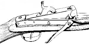 Breech of Halls Carbine