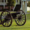 Cannon at Fort Scott