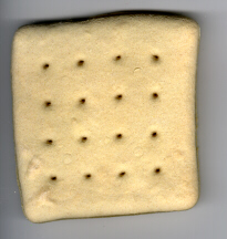 Hardtack Cracker