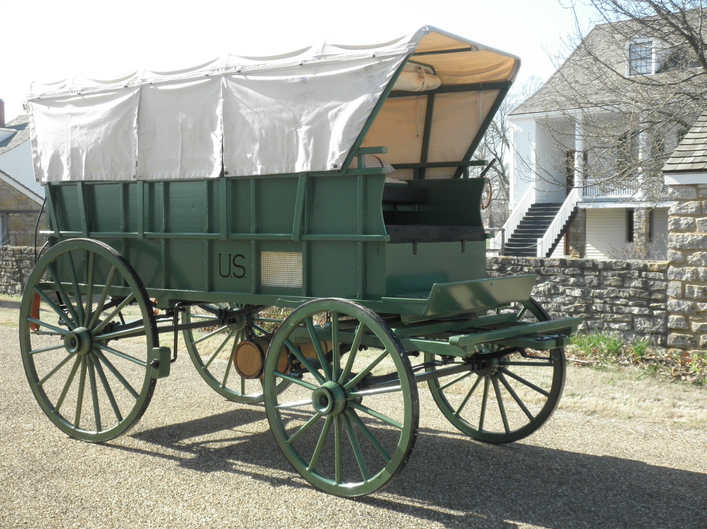 Civil War Ambulance