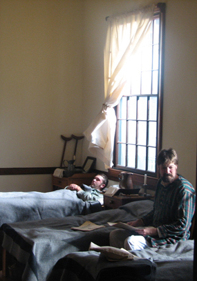 Civil War Hospital Image