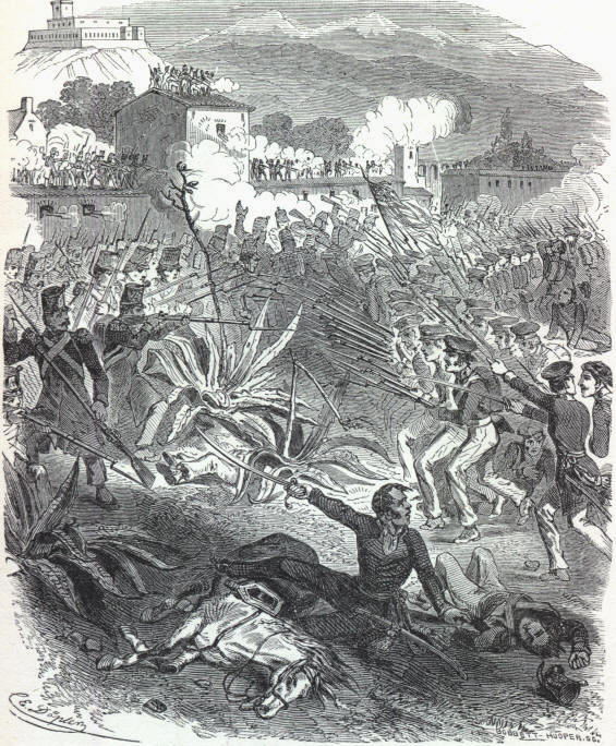 Battle of Molino del Rey