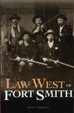 cover of book with photo of deputy marshals