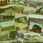 montage of early 20th century postcards of Fort Smith
