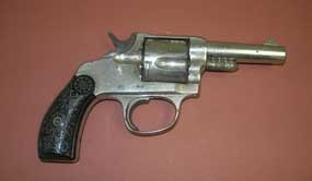gun used by outlaw Bill Cook