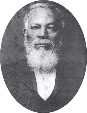 photo of George Winston in his later years