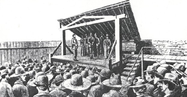 Men Executed At Fort Smith 1873 To 1896 Fort Smith