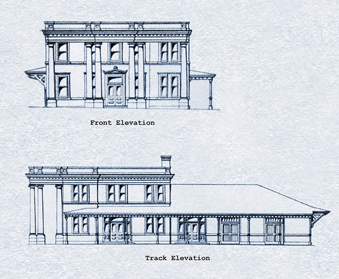Frisco Train Station - Fort Smith National Historic Site ...