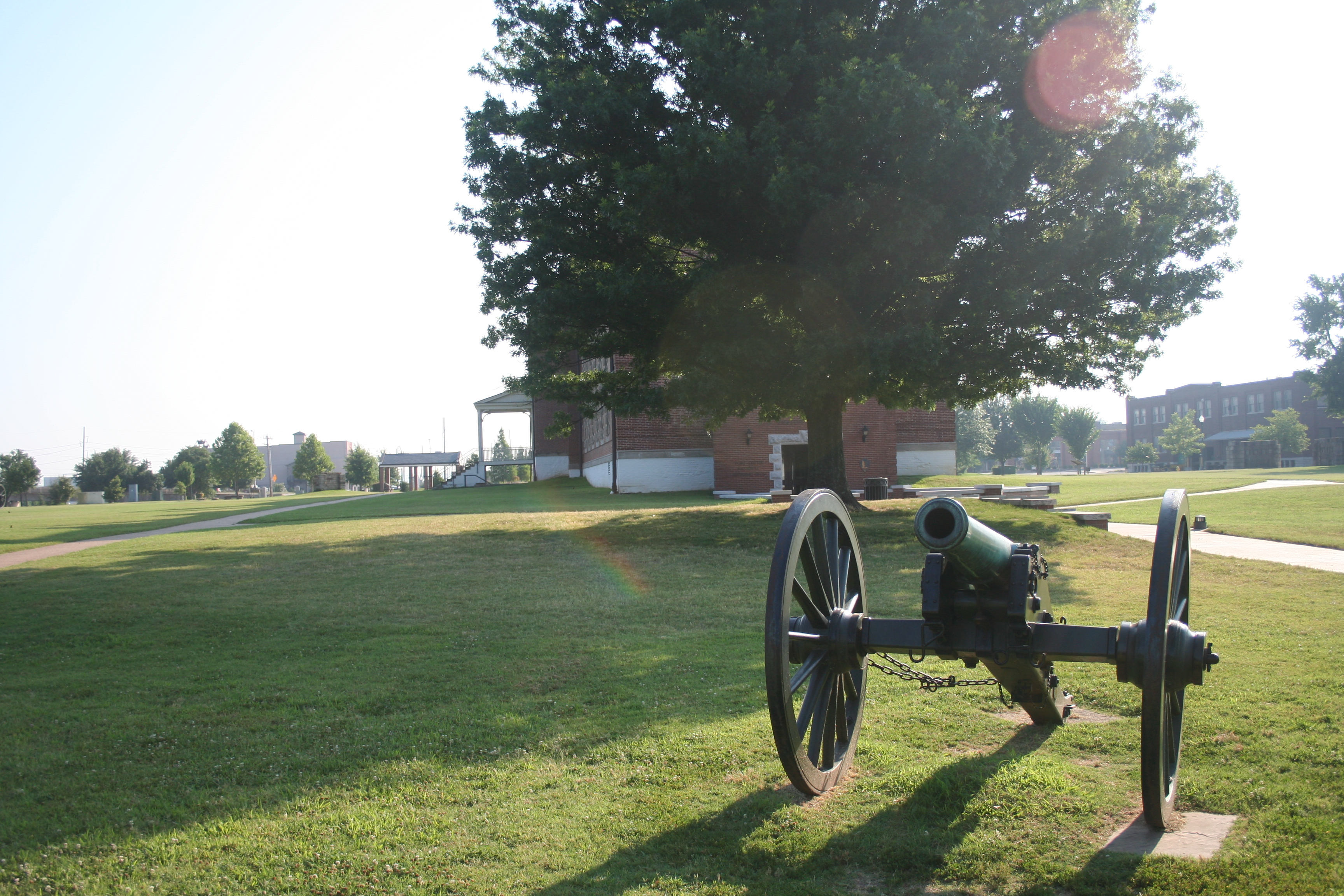 Civil War Replica Cannon