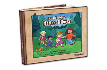 Image of children's book: Meet Us at the National Parks