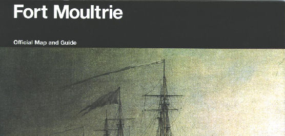 Fort Moultrie Official Brochure